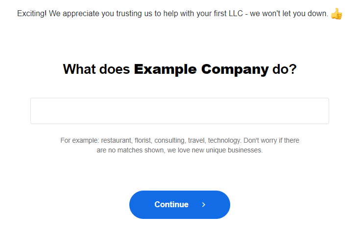 legalzoom - what does company do
